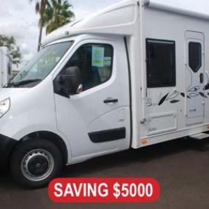 New Sunliner Sage 403 Motorhome – $129,990 Drive Away