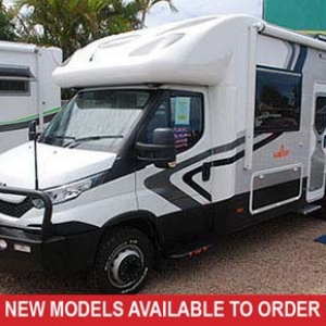 Sunliner Habitat 1 – Iveco 70C Diff-lock Motorhome –  From $217,990+orc