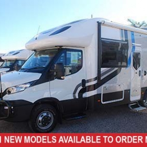 Sunliner Habitat 2 Iveco 50C Motorhome –  2 from $188,990+orc
