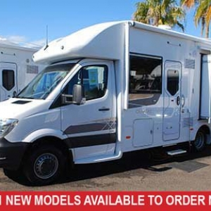 Sunliner Olantas O531 – Mercedes Benz 516 Motorhome –  From $185,990+orc