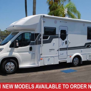Sunliner Switch 491 Fiat S7 160HP Motorhome –  From $147,990+orc