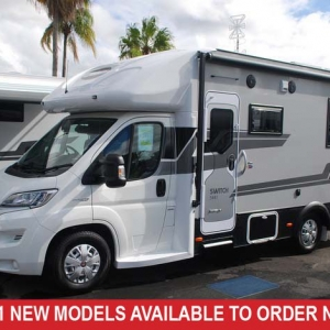 Sunliner Switch 441 Fiat S7 160HP Motorhome –  From $134,990+orc