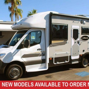 Sunliner Olantas 452 – Fiat S7 160HP Motorhome –  From $144,990+orc
