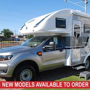 Sunliner Trex Motorhome – Ford Ranger 4×4 – from $141,990 +orc