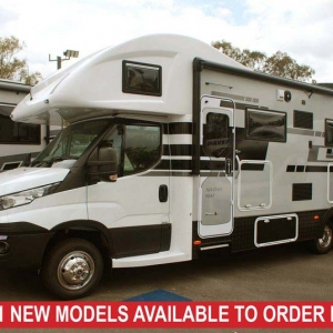 Sunliner Navian 541 – Iveco Daley 50c Motorhome –  From $193,990+orc
