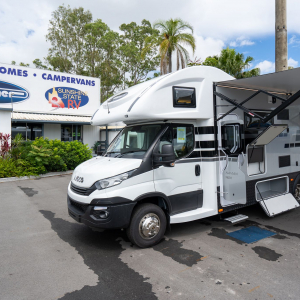 Sunliner Navian 601 – Iveco Daily 210HP 8sp AUTO Motorhome – from $226,990+orc