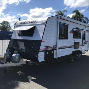 2018 Newlands Tourister 610 Caravan 20ft- $56,990 Tow Away